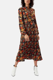 Traffic People Peephole Midi Dress - Product Mini Image