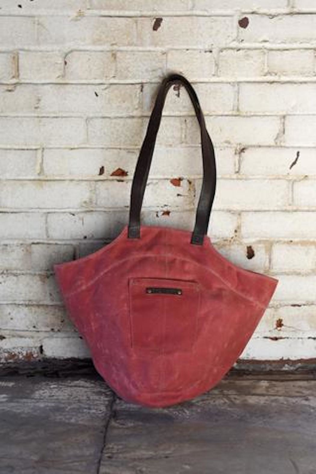 Peg & Awl The Gatherer Bag - Front Cropped Image