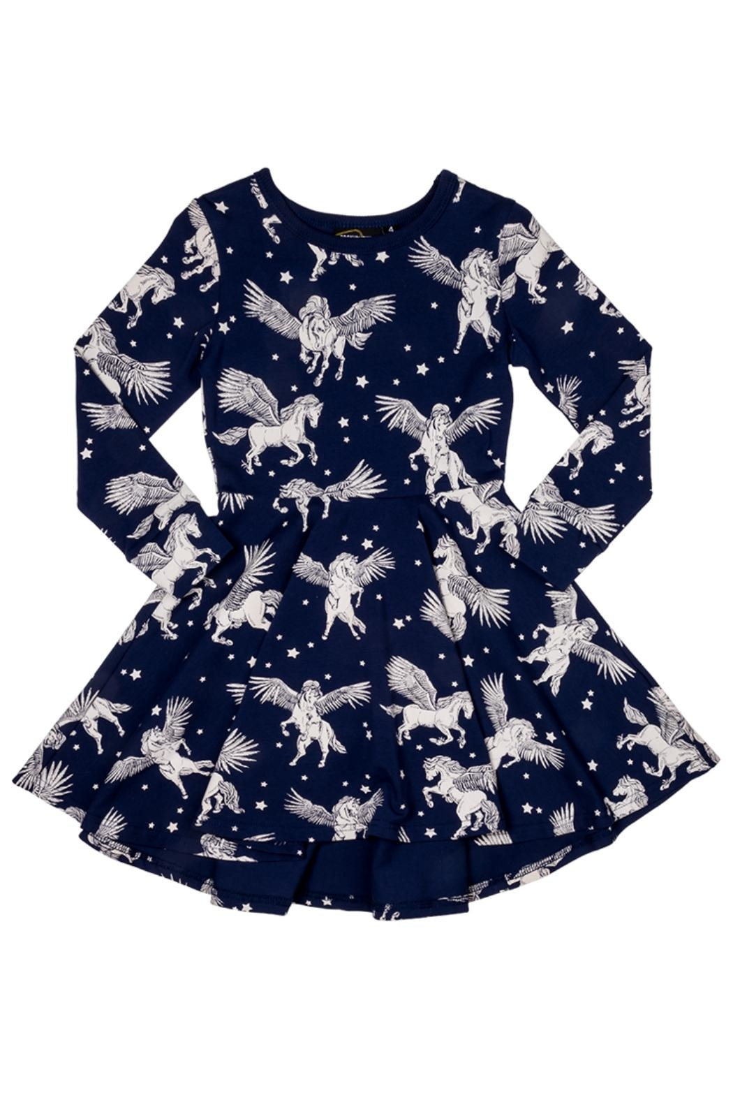 Rock Your Baby Pegasus Dress - Front Cropped Image