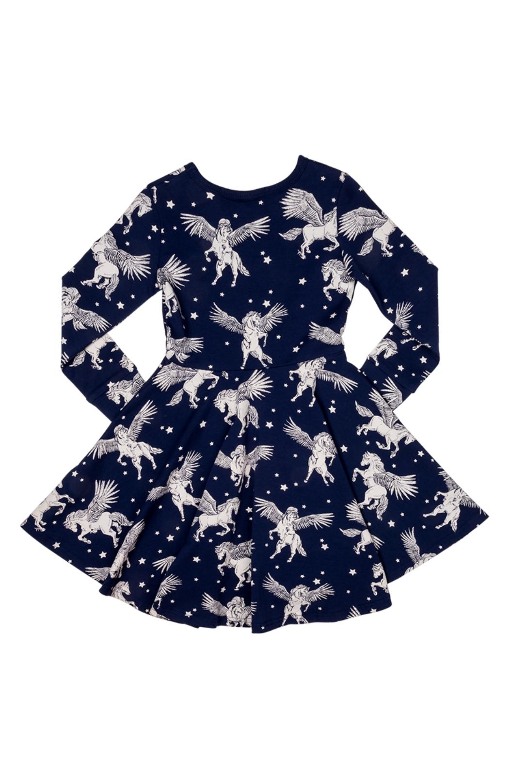 Rock Your Baby Pegasus Dress - Front Full Image