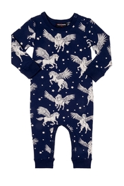 Rock Your Baby Pegasus Playsuit - Front cropped