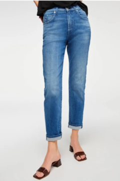 7 For all Mankind Peggi Jeans - Product List Image