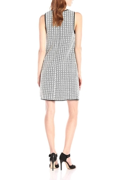 4.Collective Peggie Houndstooth-Shift Dress - Alternate List Image