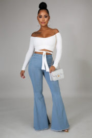 5Besties Peggy Bell Bottoms - Product Mini Image