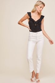 ASTR the Label Peggy Bodysuit - Back cropped