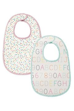 Pehr Designs Alphabet Bib Set - Alternate List Image