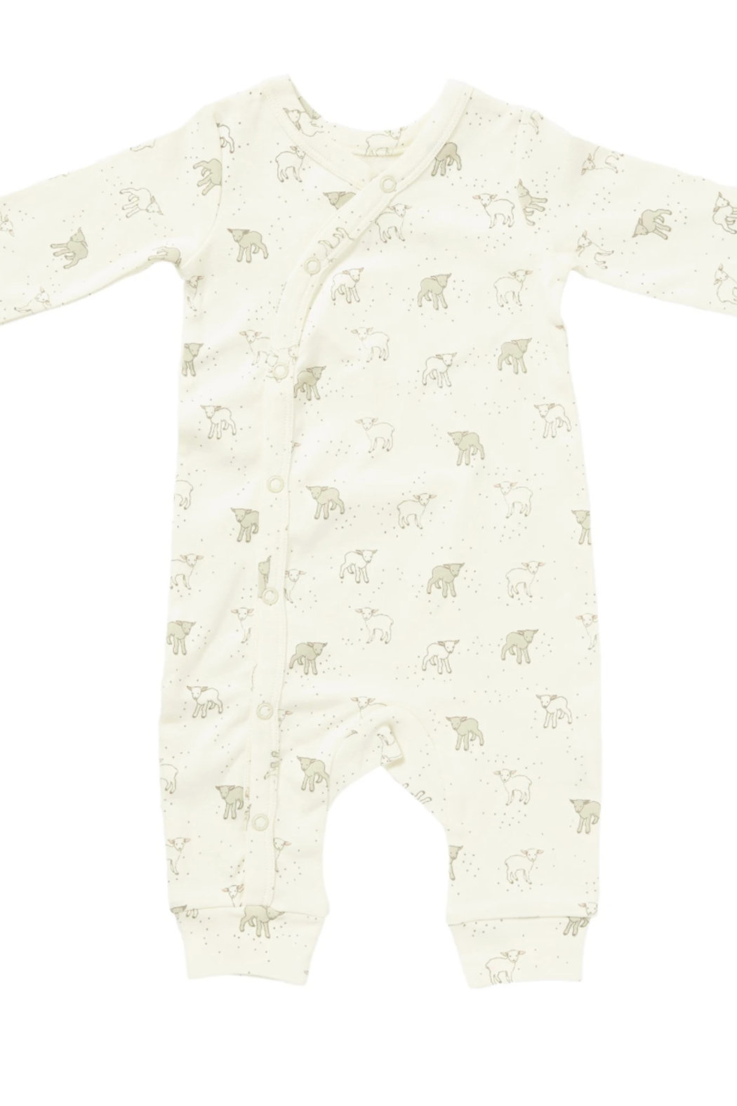 Pehr Magical Forest Onesie - Front Cropped Image