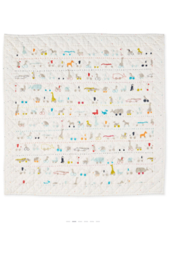 Pehr Designs Pehr Pull Toy Quilt - Alternate List Image
