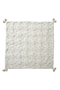 Pehr Designs Bunny Quilted Blanket - Alternate List Image