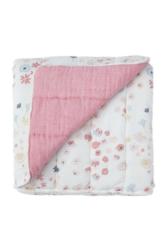 Pehr Designs Meadow Quilted Blanket - Product List Image