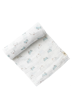 Pehr Designs Tiny Bunny Swaddle - Alternate List Image