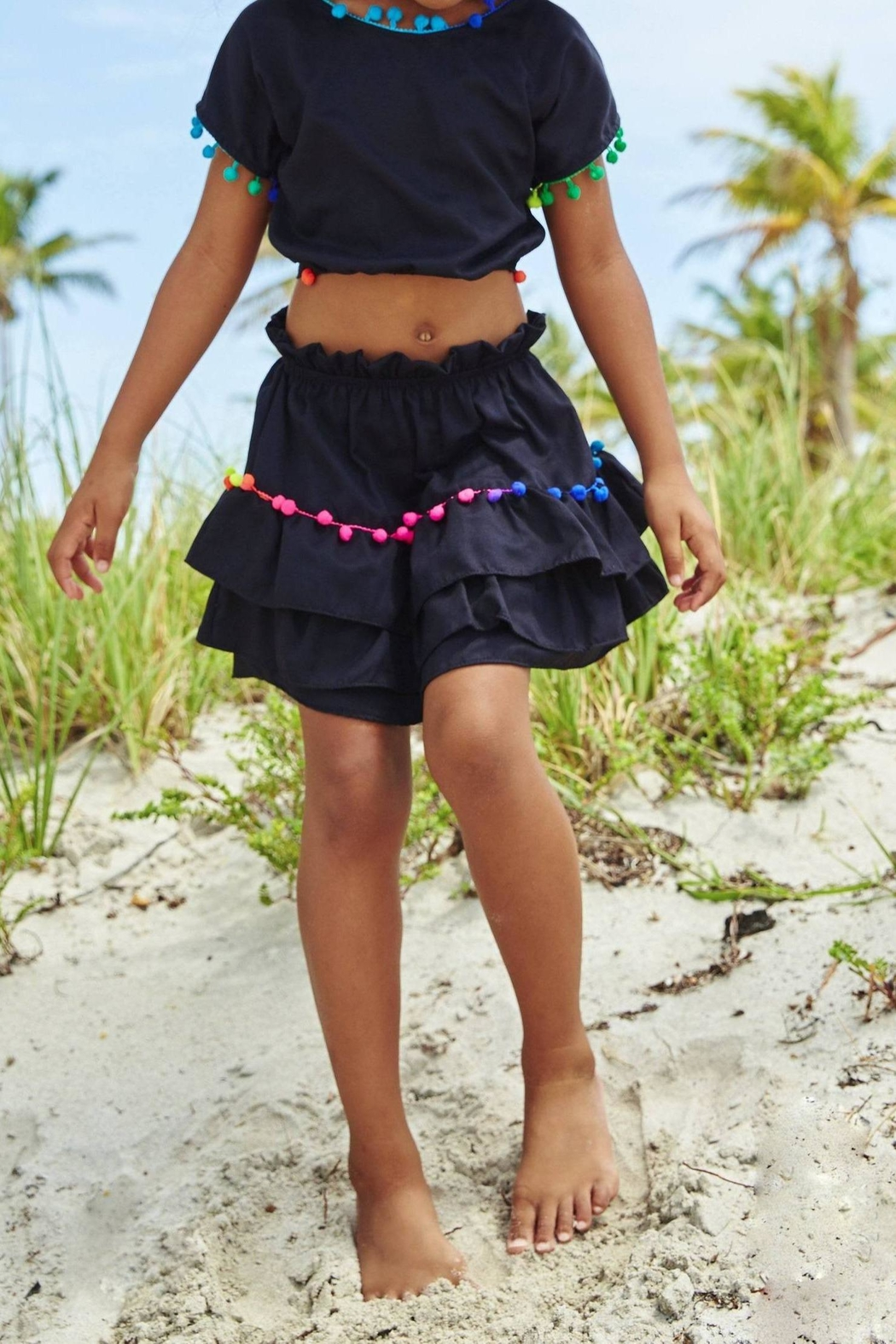 Peixoto Nissi Cover-Up Set - Front Cropped Image
