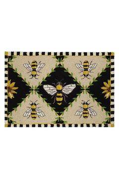 Peking Handicraft Bee Rug - Alternate List Image