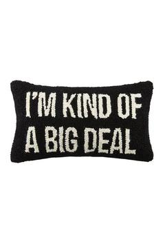 Peking Handicraft Big-Deal Hook Pillow - Alternate List Image