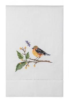 Peking Handicraft Bird Guest Towel - Alternate List Image