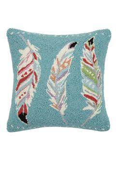 Shoptiques Product: Boho Feather Pillows