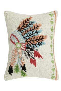 Shoptiques Product: Boho Headdress Pillow