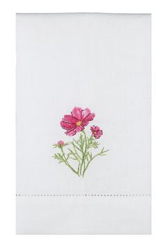 Peking Handicraft Cosmos Guest Towel - Alternate List Image