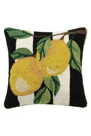 Peking Handicraft Lemon Branch Pillow - Product Mini Image