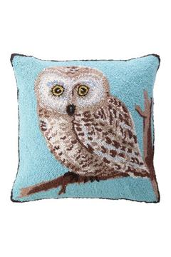 Peking Handicraft Owl Hook Pillow - Alternate List Image