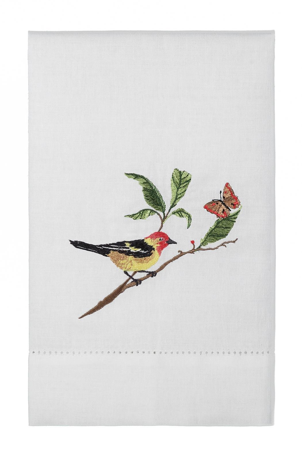 Peking Handicraft Tanager Guest Towel - Front Cropped Image