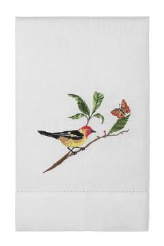 Peking Handicraft Tanager Guest Towel - Alternate List Image
