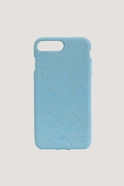 PELA CASE Sky Blue Protective Case Iphone 6,7,8 Plus - Product Mini Image