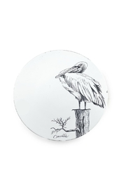 Roux Brands Pelican Platter - Front cropped