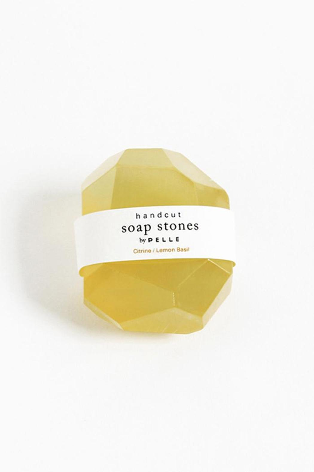 Pelle Soap Stone Citrine Basil - Front Cropped Image