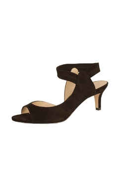 Shoptiques Product: Black Suede Heel