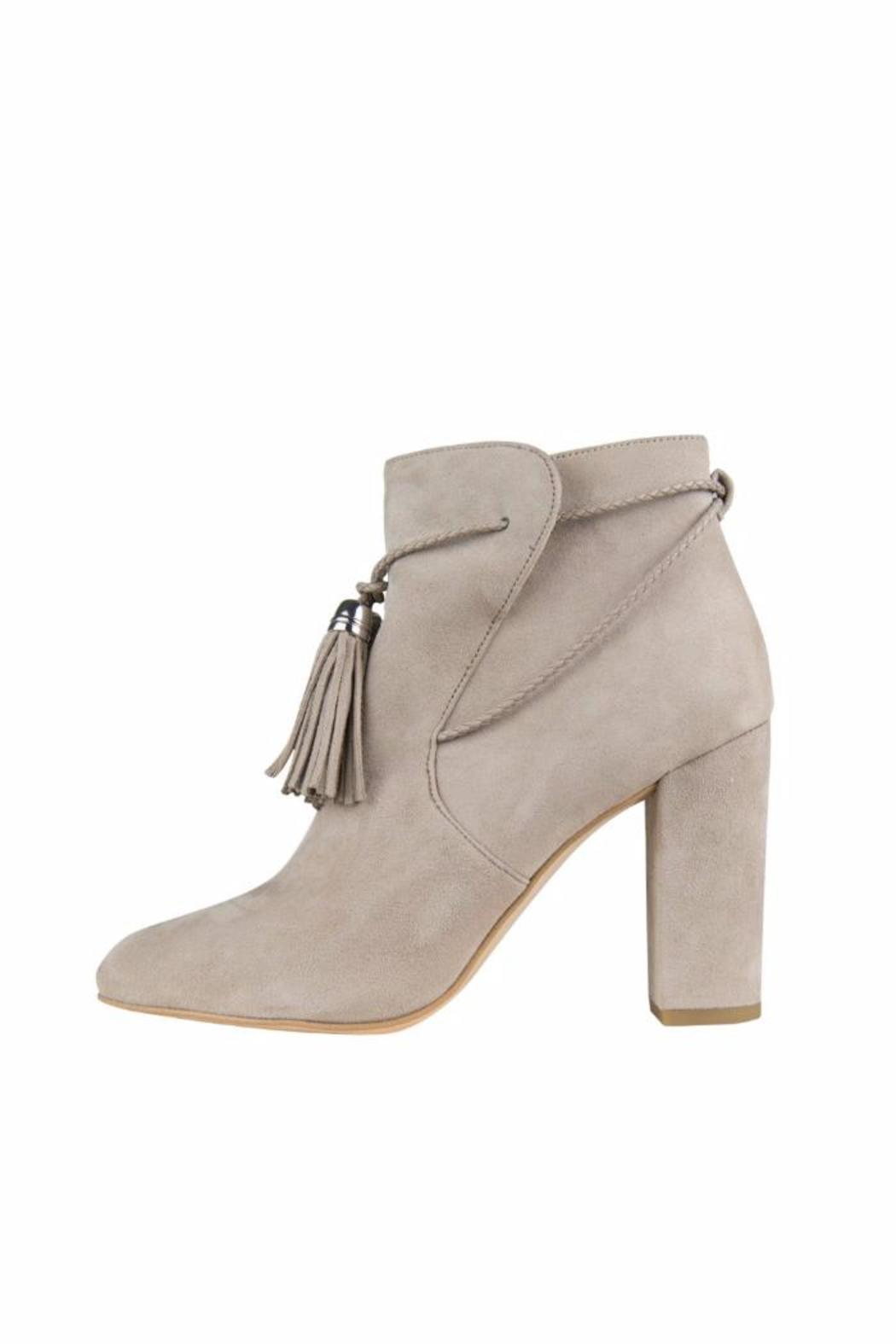 Pelle Moda Fredi Booties - Front Cropped Image