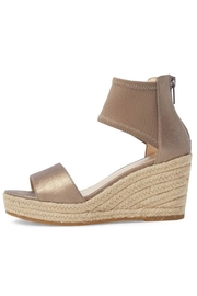 Pelle Moda Platinum Stretchy Wedge - Product Mini Image
