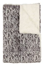 Peluche Natural Lace Blanket for Newborn | Winter Swaddle - Product Mini Image