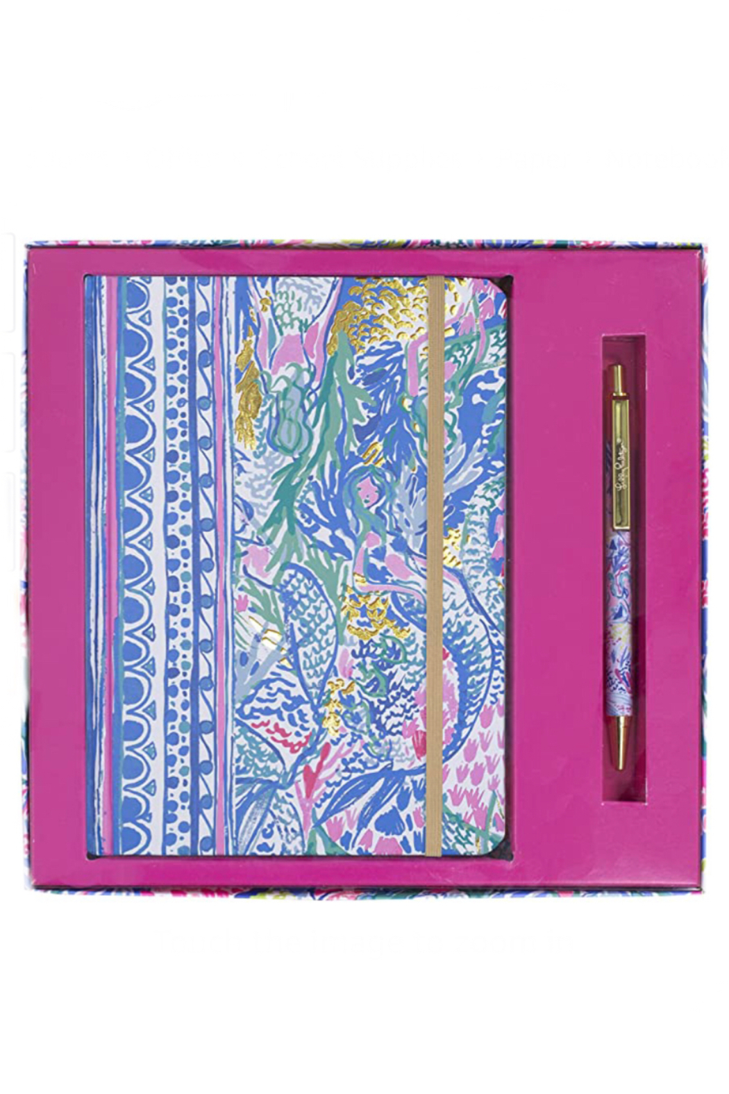 Lilly Pulitzer  Pen & Journal Set - Side Cropped Image
