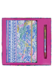 Lilly Pulitzer  Pen & Journal Set - Side cropped