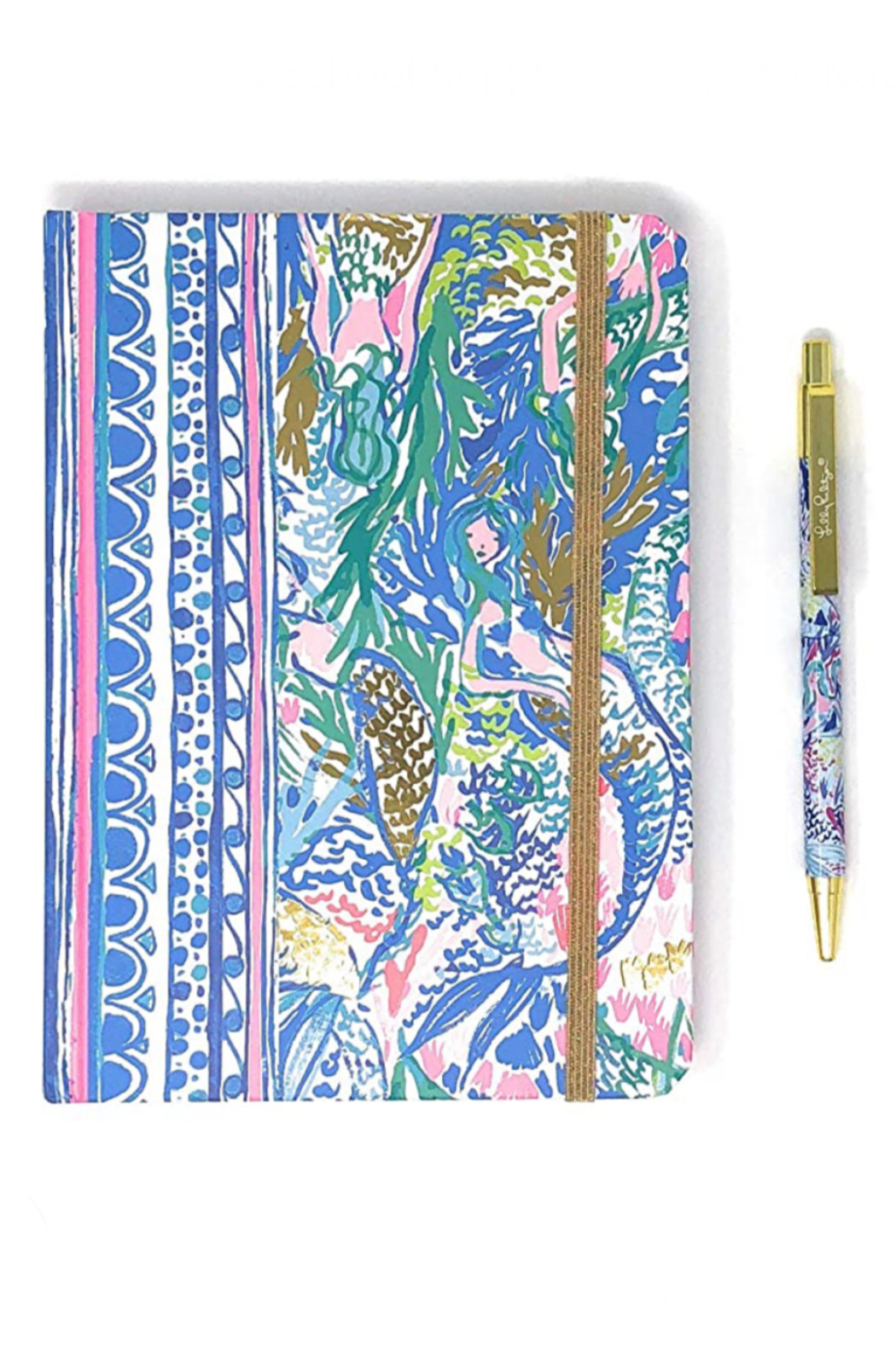 Lilly Pulitzer  Pen & Journal Set - Main Image