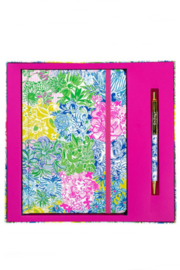 Lilly Pulitzer  Pen & Journal Set - Front cropped