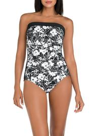 Penbrooke Supportive Bandeau Maillot - Front cropped