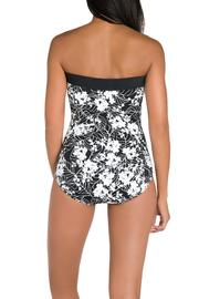 Penbrooke Supportive Bandeau Maillot - Front full body