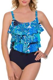 Penbrooke Triple Tier Maillot - Product Mini Image