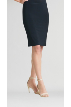 Clara Sunwoo Pencil Black Skirt - Alternate List Image