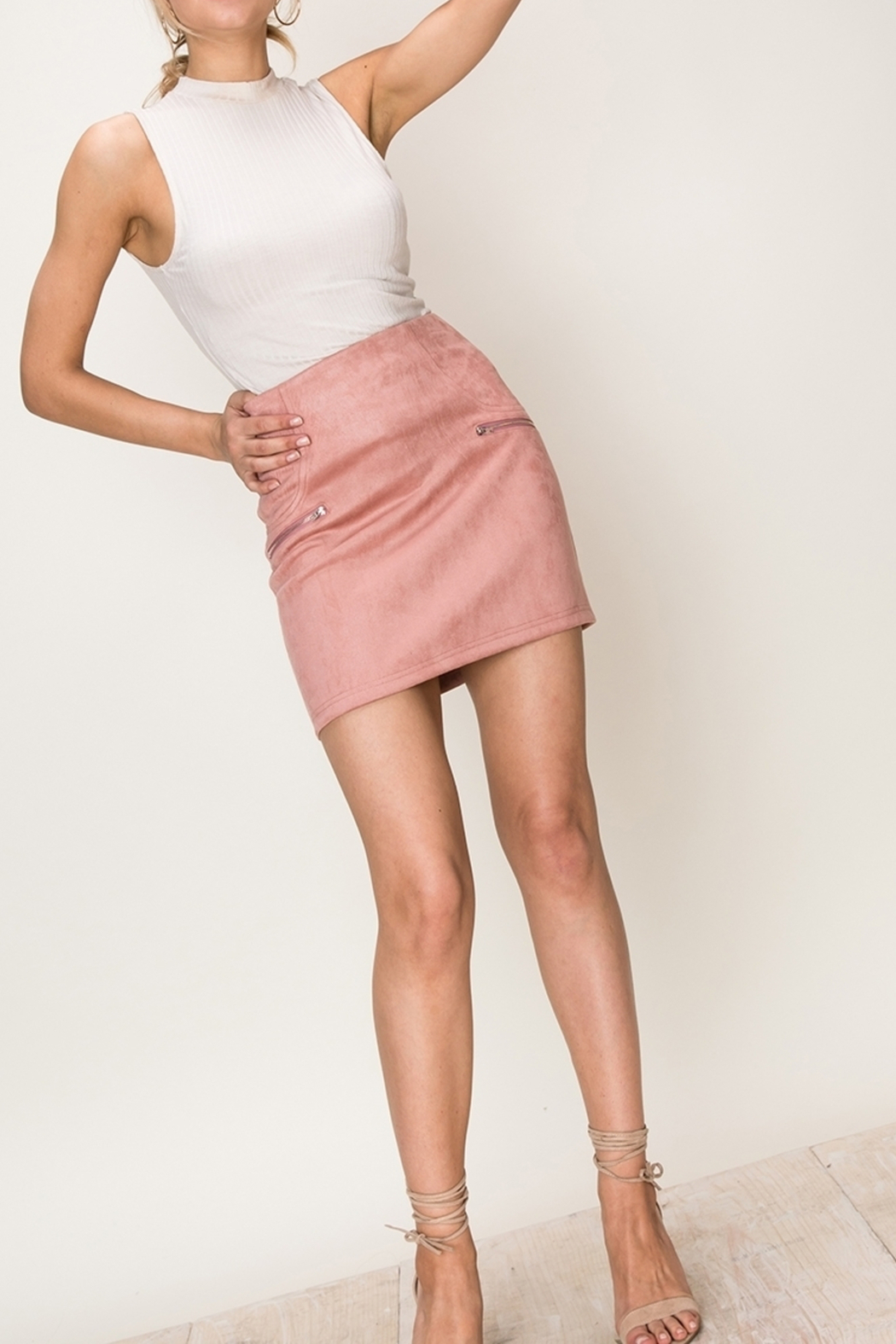 763af5634532 HYFVE Pencil Mini Skirt from Orlando by Zingara Souls — Shoptiques