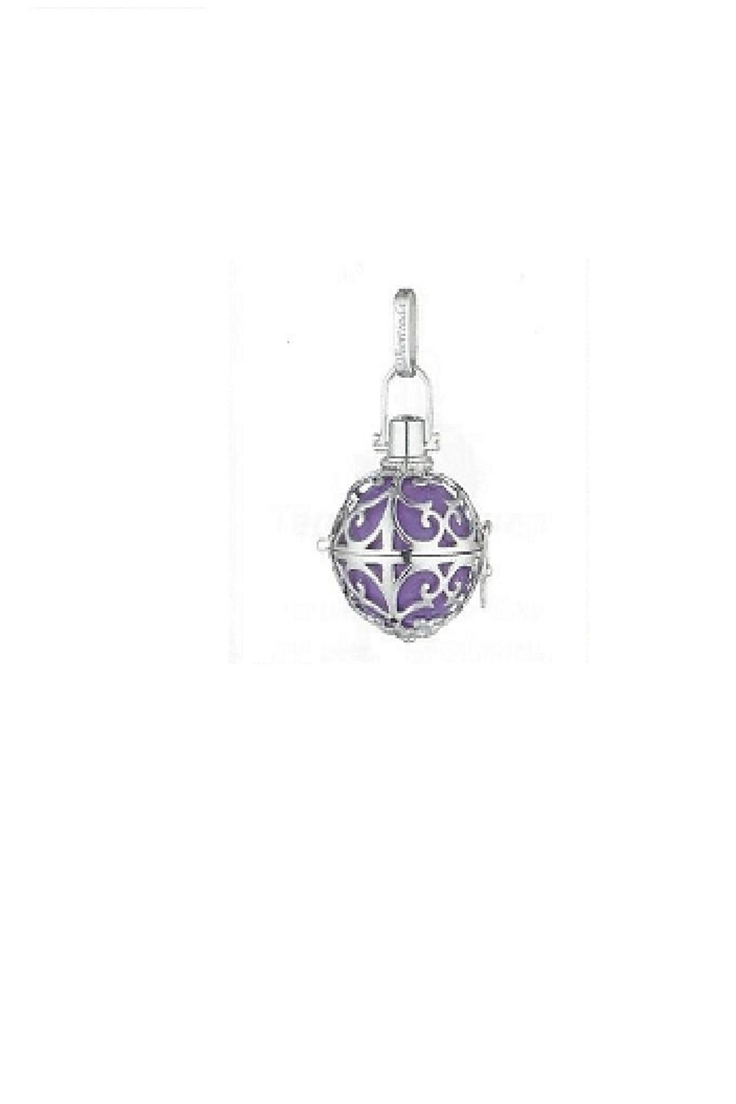 Thortiuda Angel Whisperer Jewelry Pendant With Chime - Front Cropped Image