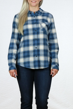 Pendleton Boyfriend Flannel Shirt - Product List Image