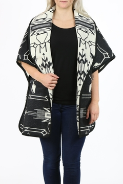 Shoptiques Product: Curve Cape