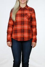 Pendleton Frankie Flannel Shirt - Front cropped
