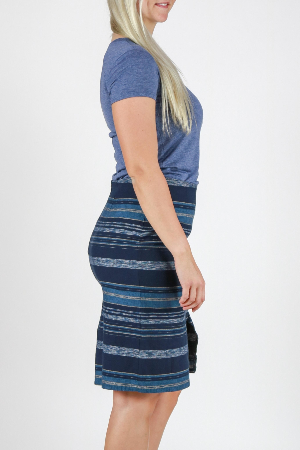 Pendleton River Crossover Skirt - Side Cropped Image