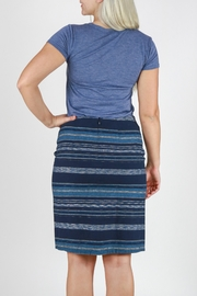 Pendleton River Crossover Skirt - Back cropped