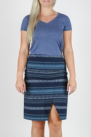 Pendleton River Crossover Skirt - Front cropped