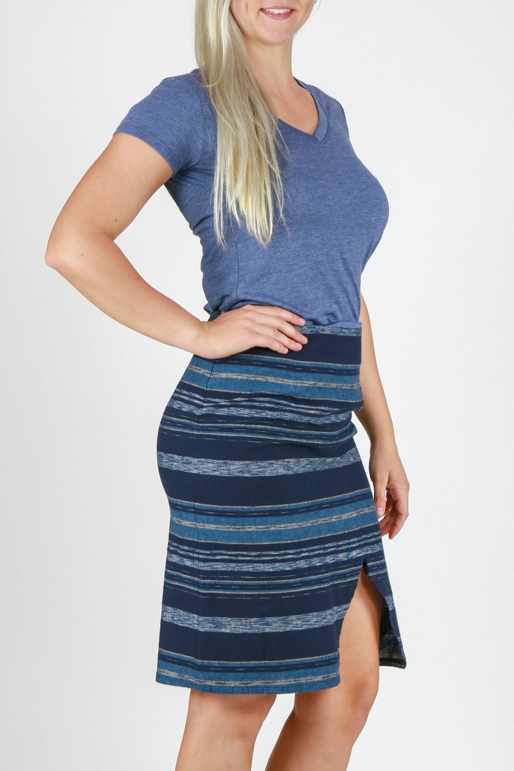 Pendleton River Crossover Skirt - Front Full Image